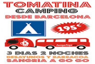 <p>2 DAYS TOMATINA CAMPING TICKETS FROM BARCELONA</p>