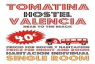 Tomatina Hostel SINGLE ROOM