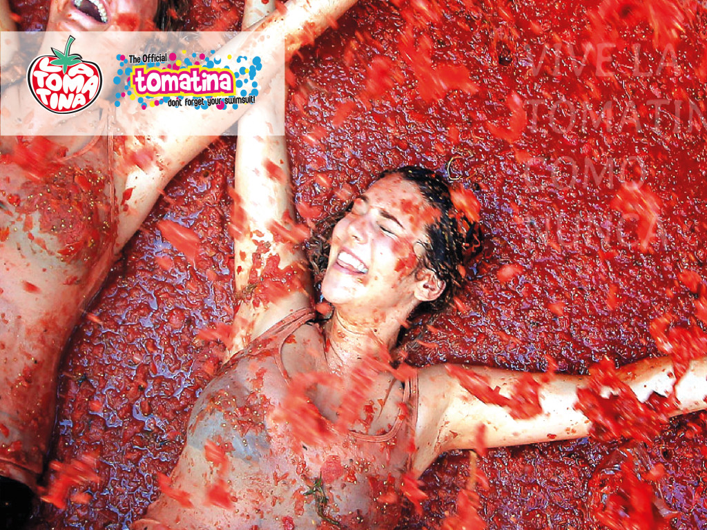 1 DAY TOMATINA TICKETS FROM ALICANTE