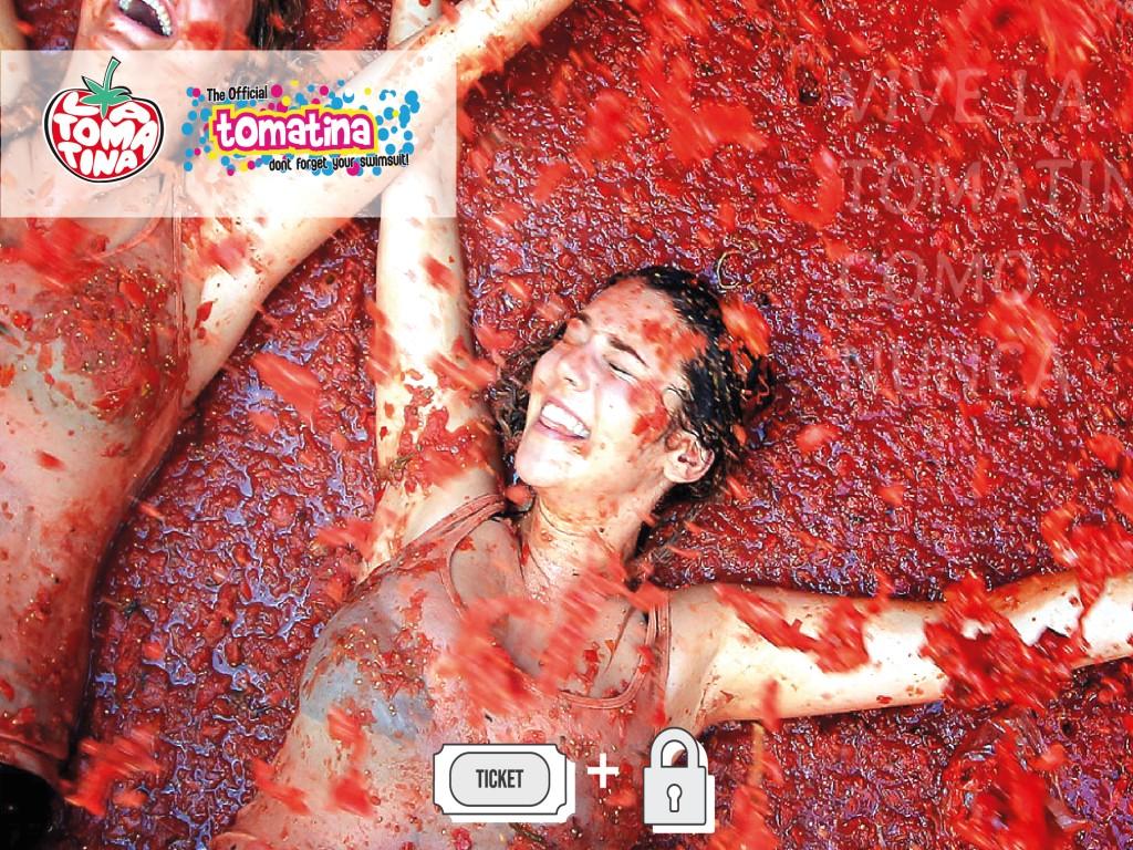 Tomatina 2020Ticket+ Locker25 €