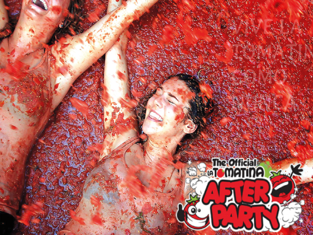 Adult Ticket for Tomatina After Party 20€
